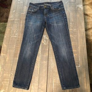 Kut From the Kloth Dark Wash Denim Jeans